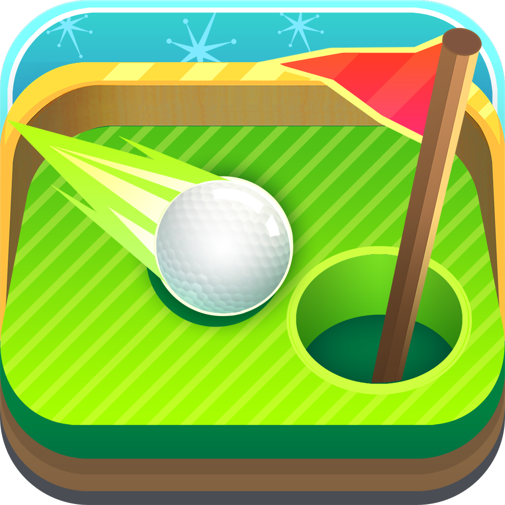 Mini Golf MatchUp by Scopely - Top Free Apps and Games LLC icon
